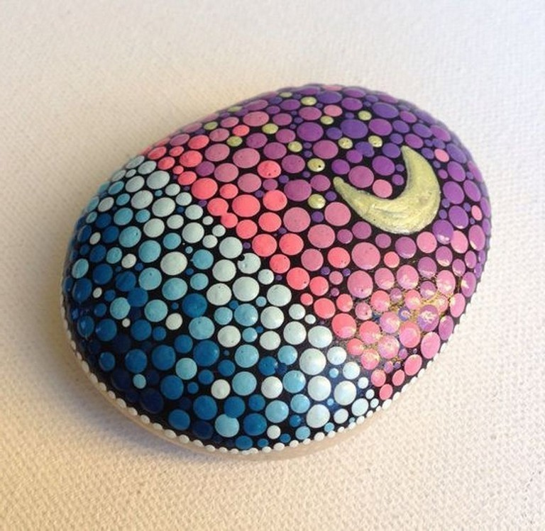 11 Creative Rock Painting Ideas For Home Decor