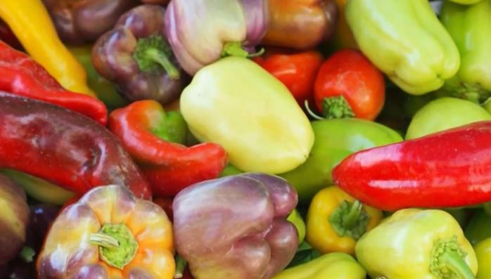 Varieties of Peppers